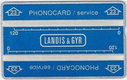 Thailand - L&G Optical Service Card 101A - 13.400ex, Mint - Thaïlande