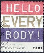 DENMARK # FROM 2013 STAMPWORLD  1688 - Used Stamps