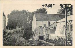 COURCELLES-SUR-YVETTE - Commune De Gif-sur-Yvette Le Vieux Moulin De Jaumeron - ESSONNE  N° 76  Cp Tardive - Autres Communes