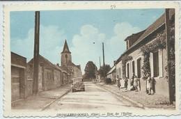 Orvillers-Sorel-Rue De L'Église - Sonstige Gemeinden