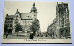 Braine-l'Alleud: Rue Cloquet - Braine-l'Alleud