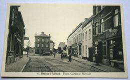 Braine-l'Alleud: Place Cardinal Mercier - Braine-l'Alleud