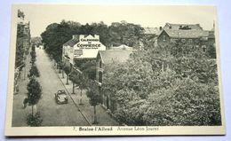 Braine-l'Alleud: Avenue Leon Jourez - Braine-l'Alleud