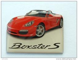 Pin´s PORSCHE BOXSTER S - Porsche