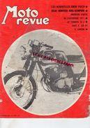 MOTO REVUE - 2 -01-1971- N°2009- BMW PUCH- ESSAI MONTESA KING SCORPION-YAMAHA-HARLEY DAVIDSON-ANDY LEE -STEN LUNDIN - Moto