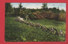 Jager Im Gefecht  --  Cachat Culm  -  18/7/1918 - Patrióticos