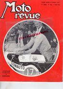 MOTO REVUE - 1-11-1969- N° 1952- YAMAHA A MONTLHERY-247 TRIAL MONTESA- PUY DE DOME- KAWASAKI A1R-VIRY CHATILLON-TRIUMPH - Moto