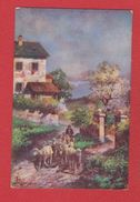 Feldpost  --  Cachet Bûrstadt  --  29/3/1915 - Patrióticos
