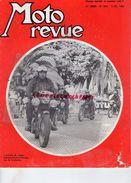 MOTO REVUE - N° 1948- 4-10-1969-RALLYE CANNES GENEVE-J.POCH NEUILLY-JAWA CZALETTA AERMACCHI-YOUGOSLAVIE-CROSS A CASSEL- - Moto