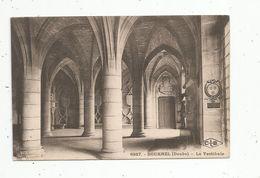 Cp , 25 , BOURNEL , Le Vestibule , Vierge , Ed : Lardier - Andere Gemeenten