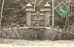 Saint-Dizier, La Marina, Fontaine Du Lion Bragard, 1911 - Saint Dizier