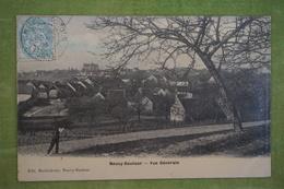 NEUVY-SAUTOUR - Vue Générale - Belle Carte Papier Glacé (photo-email Déposé, Breger,frères à Paris) - Neuvy Sautour