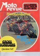 MOTO REVUE -N° 2125-18-5-1973-ESSAI LAVERDA 750 SF-TOUR DE FRANCE-HOCKENHEIM READ-MARLBORO-NOGARO-DOUGLAS 600-GILERA - Moto