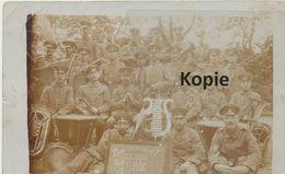 AK Porta Westfalica, Militärmusiker - Porta Westfalica