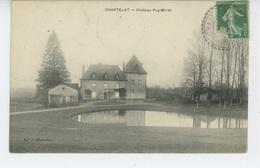 CHAPTELAT - Château PUY MIRAT - France
