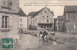 MELISEY (70) Groupe De Laveuses - Andere Gemeenten