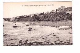 22 St Saint Cast Le Port Et Les Villas De L' Isle - Saint-Cast-le-Guildo