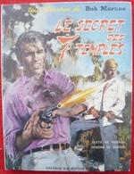 Bob Morane Le Secret Des 7 Temples Henri Vernes EO 1968 Dargaud - Bob Morane