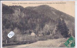 SAINT-ANTOINE-- BALLON DE SERVANCE- MAISON FORESTIERE DE SAINT-ANTOINE - France