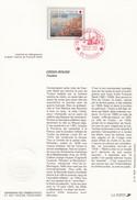 FRANCE - YvN°2733 - CACHET ROND CROIX ROUGE FRANCAISE - 1er JOUR TOULON 30.11.1991 - DOC. LA POSTE / TBS - Frankreich