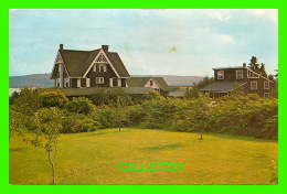 CAPE BRETON, NOVA SCOTIA - INVERARY INN, BADDECK - TRAVEL IN 1977 - C. & G. MACLEOD LTD - - Cape Breton