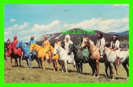 INDIENS - PAHA CAPA INDIANS - TRAVEL IN 1988 - - Indiens De L'Amerique Du Nord