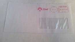 878 - ENEL 24/11/10 - Affrancature Meccaniche Rosse (EMA)