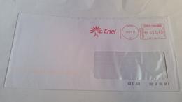 879 - ENEL 29/11/10 - Affrancature Meccaniche Rosse (EMA)