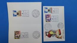 Primer Colada  Ciudad Bolivar 22-V-64   Emision Postal - Venezuela