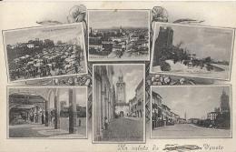 Castelfranco Veneto(Treviso)-Un Saluto - Treviso