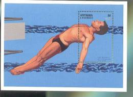 ANTIGUA & BARBUDA 1982  MINT N.H. STAMPS OF SPORTS OLYMPIC GAMES   1996 ATLANTA - Unclassified