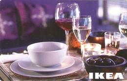 *FRANCIA - GIFT CARD - IKEA* - NUOVA (MINT) - Gift Cards
