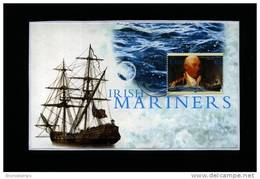 IRELAND/EIRE - 2003  IRISH MARINERS  MS  FINE USED - Blocchi & Foglietti