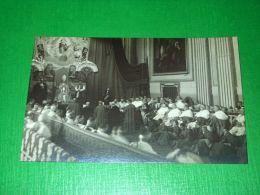 Cartolina Roma - Particolare Di Una Cerimonia Religiosa 1920 Ca - Roma (Rome)