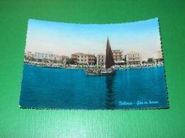 Cartolina Bellaria - Gita In Barca 1960 - Rimini