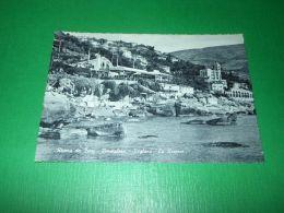 Cartolina Bordighera - Scogliera La Reserve 1963 - Imperia
