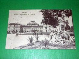 Cartolina Parma - Scuola D' Applicazione Di Fanteria 1915 - Parma