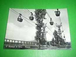 Cartolina S. Giuseppe Cairo Montenotte - Funivie 1950 Ca - Savona