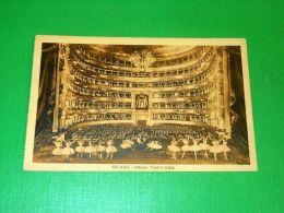 Cartolina Milano - Interno Teatro Scala 1925 Ca - Milano