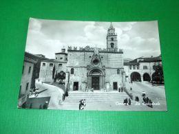 Cartolina Teramo - La Cattedrale 1960 Ca - Teramo