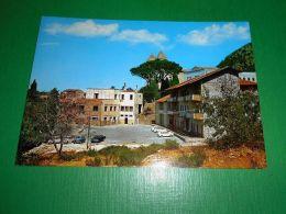 Cartolina Gibilmanna - Il Santuario 1971 - Palermo