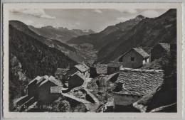 In Valle (Piora) - Photo: A. & W. Borelli No. 917 - TI Tessin