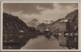 Piora, Lago Ritom 1829 M - Photo: A. & W. Borelli No. 1496 - TI Tessin
