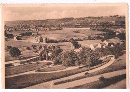 B-6397     JAMBE-NAMUR : Pensionnat Des Soeurs De Sainte-Marie = Partie Du Jardin Et Anorama - Namur
