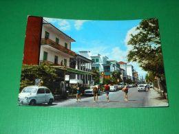 Cartolina Viserba Di Rimini - Via Dati 1971 - Rimini