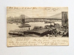 Brooklyn Bridge - Brooklyn