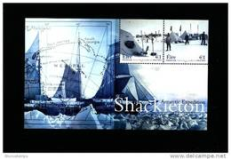 IRELAND/EIRE - 2004  SHACKLETON ANTARCTIC EXPEDITION  MS MINT NH - Blocchi & Foglietti