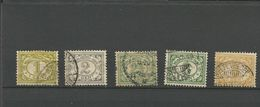 NETHERLANDS INDIE COLLECTION  LOT No 1 2 7 - Luxembourg