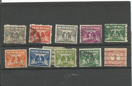 NETHERLANDS INDIE COLLECTION  LOT No 1 2 9 - Luxembourg