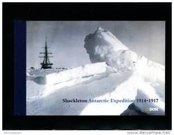IRELAND/EIRE - 2004  SHACKLETON ANTARCTIC EXPEDITION PRESTIGE BOOKLET  MINT NH - Libretti